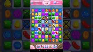 Candy Crush Saga Level 50 - with instructions