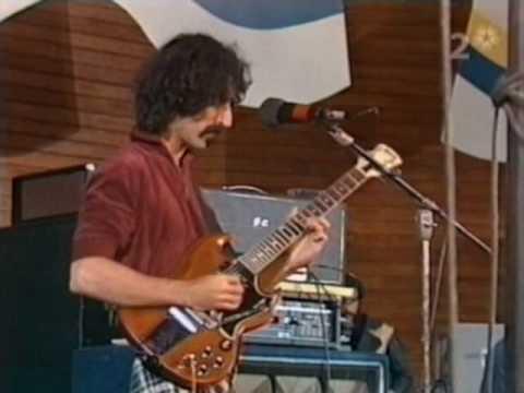 Frank Zappa - Stockholm 1973