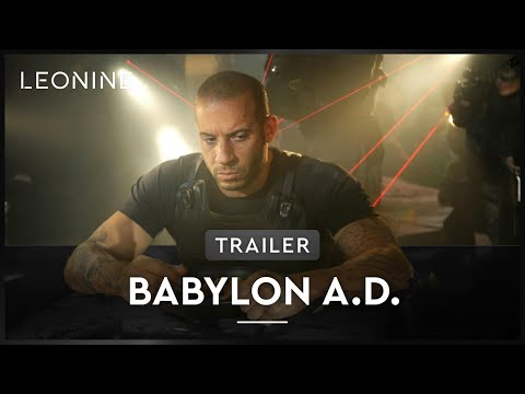BABYLON A.D. | Trailer | Deutsch