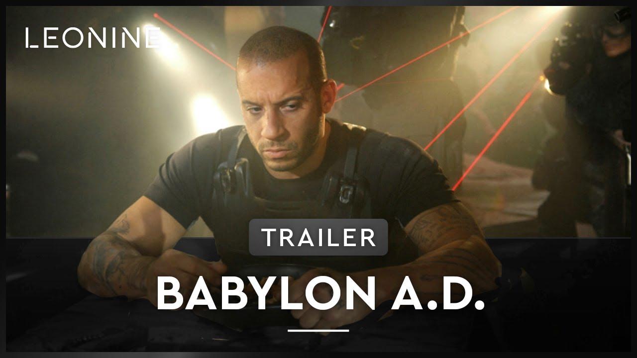 BABYLON A.D. | Trailer | Deutsch