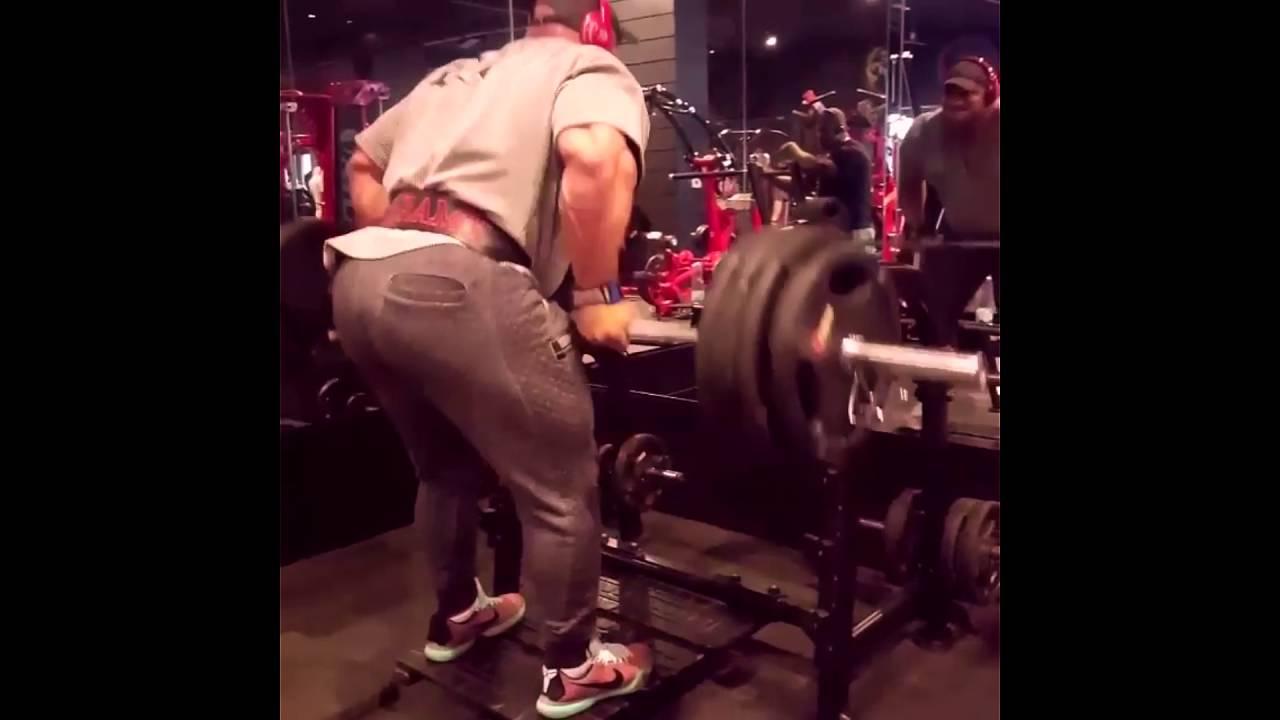 Big Ramy Technique Reverse Grip Bent Over Rows (Yates Row Reverse Grip)