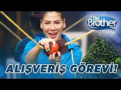 Big Brother Türkiye 11. Hafta Alışveriş Görevi!