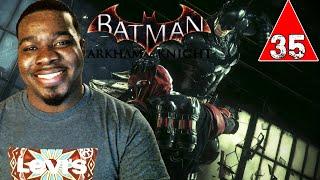 Batman Arkham Knight Gameplay Walkthrough Part 35 - Protect Servers - Lets Play Batman Arkham