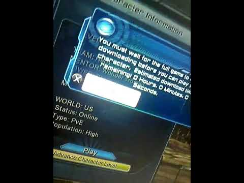 How To Fix The 0 Hours, 0 Minutes, 0 Seconds Problem On Dc Universe Online