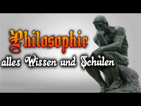 Europäische Philosophie - alles Wissen und Schulen Doku Hörbuch