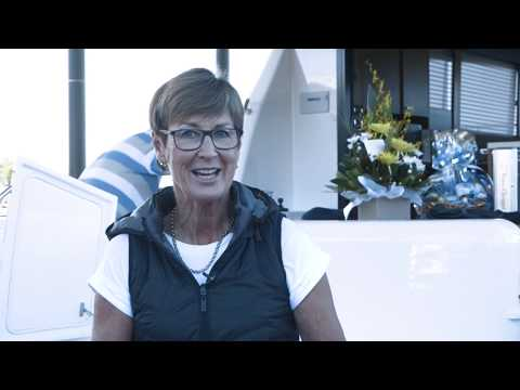 Maritimo S70 luxury motor yacht - Owners