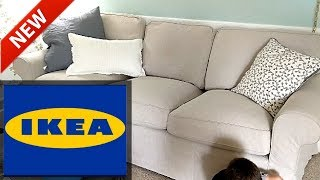 IKEA'S NEWEST EKTORP COUCH! THE EKTORP 3.5! | Unboxing! | Review!