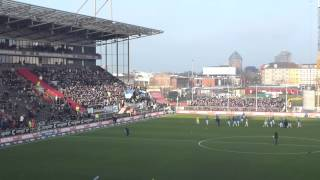 141214 St. Pauli vs SV Darmstadt 98 // Lilien // Allez les Bleus