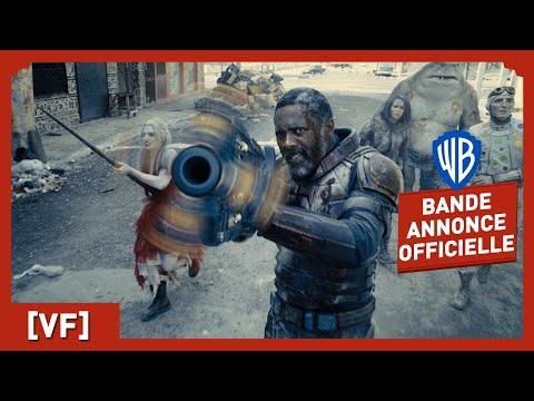 The Suicide Squad - Bande-Annonce Officielle 3 (VF) - Margot Robbie, Idris Elba