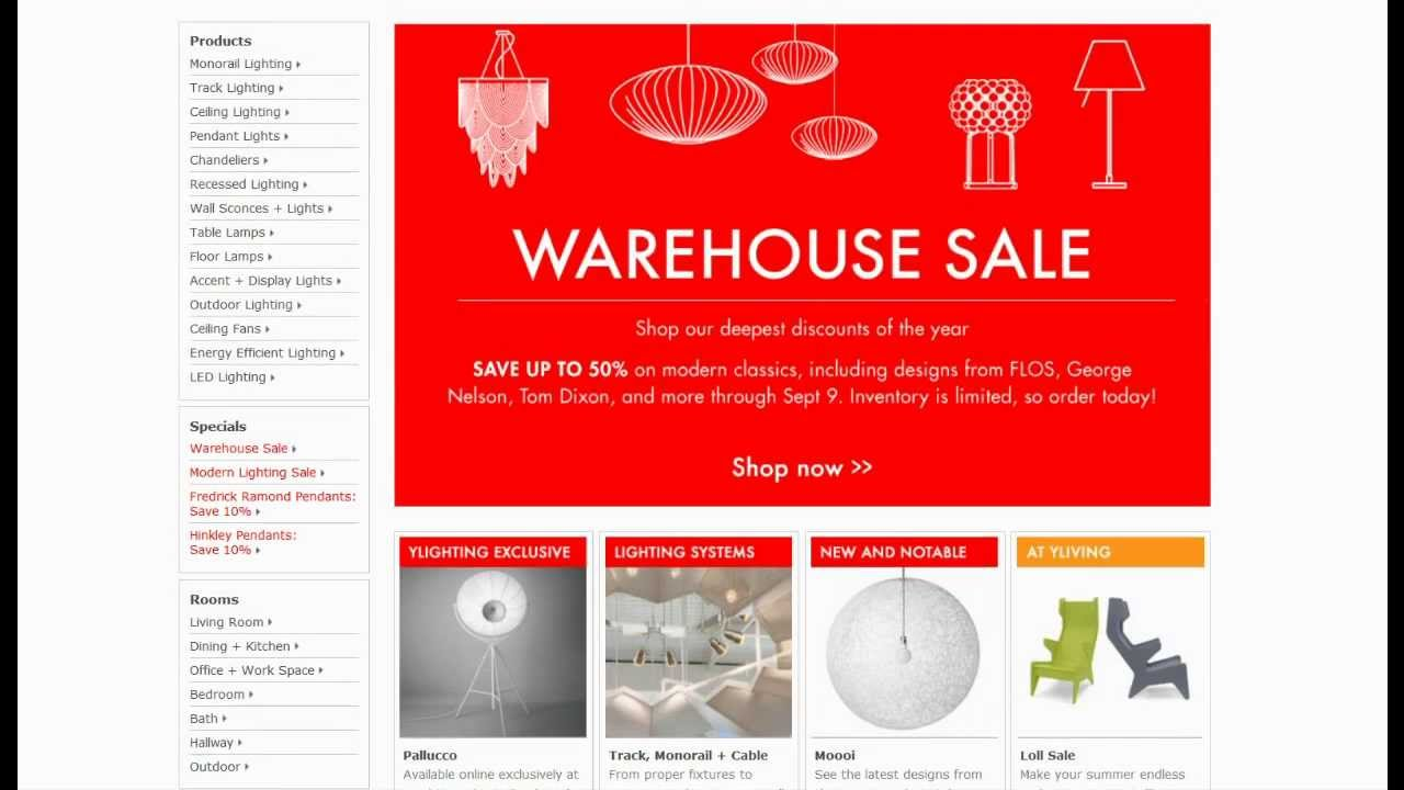 Ylighting Coupon Codes Deals Offers