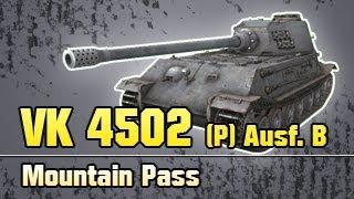 world of tanks vk 4502 p ausf b my last battle before maus