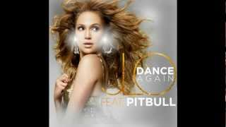 Dance Again - Jennifer Lopez Ft. Pitbull (Official Instrumental)