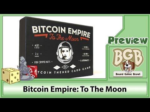 PREVIEW: Bitcoin Empire: To The Moon