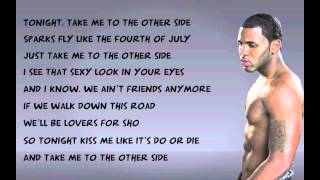Jason derulo-the other side lyrics
