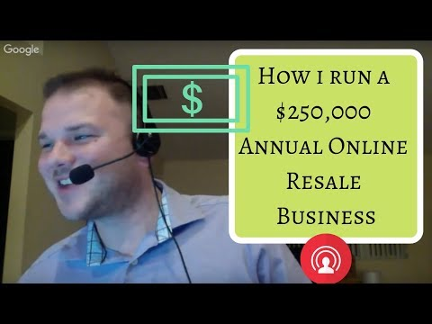 How i run a $250,000 Annual Online Resale Business. Q&A Friday 9-16-2016 LIVE #TGIF