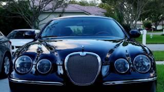 видео Jaguar S-Type