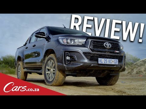 Toyota Hilux Dakar Review – Is this the limited edition you want?