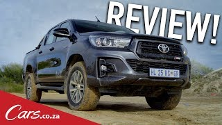 Toyota Hilux Dakar Review - Is this the limited edition you want?