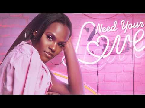 Teenear - Need Your Love (Lyric Video)