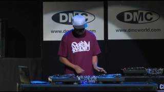 DJ Traps (USA) - DMC World DJ Championships 2016