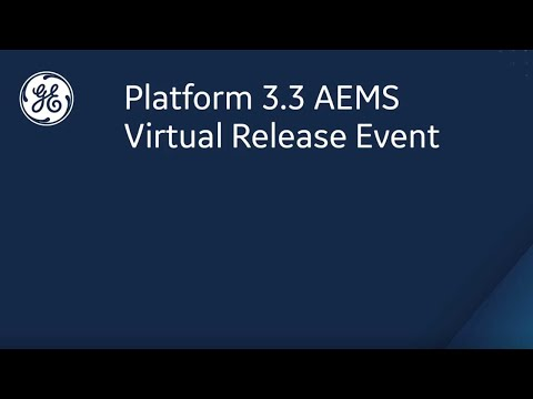 AEMS 3.3 Release