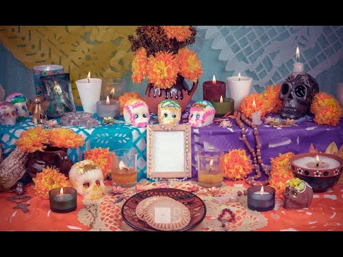 Altar de Día de Muertos: símbolos y significados de los elementos de este ritual.