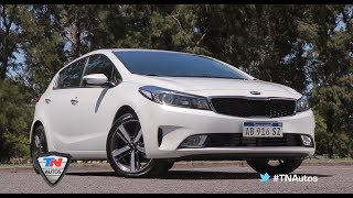 Kia Cerato 2.0 5p. Aut. - Test - Matías Antico - TN Autos
