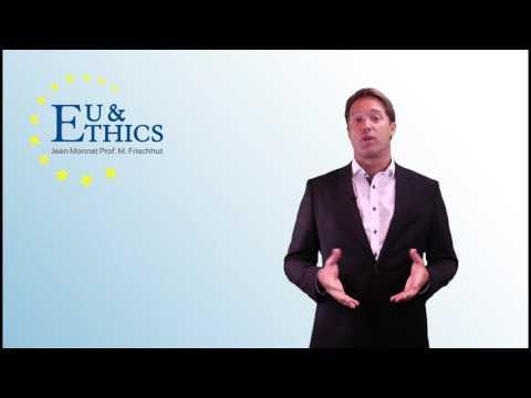 Course Teaser - EU integration and ethics