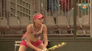 Daniela Hantuchova : Her best memories at Roland-Garros