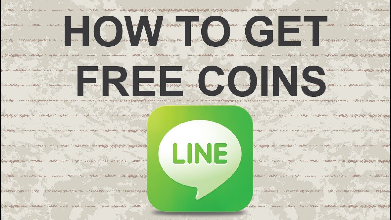 How to get line free coins youtube how to get line free coins ccuart Images