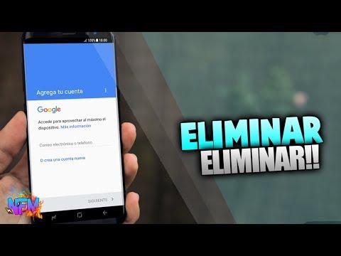 Eliminar O Saltar Cuenta De Google En Cualquier Samsung 2018