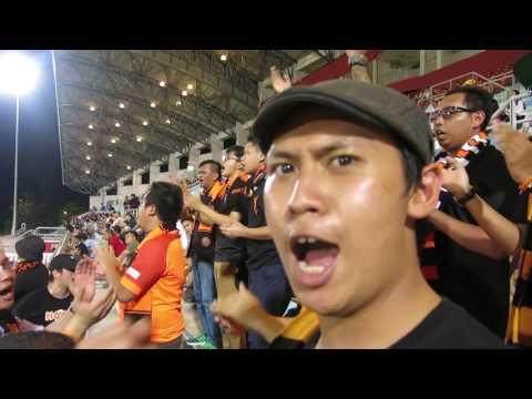 Trouble at Choa Chu Kang Stadium [MATCHDAY VLOG]
