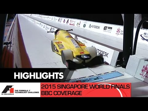 World Finals Singapore 2015 BBC Coverage
