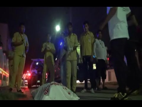 สลด! กลุ่มวัยรุ่นเมืองชลบุรี ยิงกันดับ1 เจ็บ1
