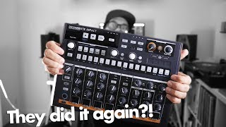 DRUMBRUTE IMPACT! - FIRST LOOK! - ANOTHER ANALOG DRUM MACHINE FROM ARTURIA?!