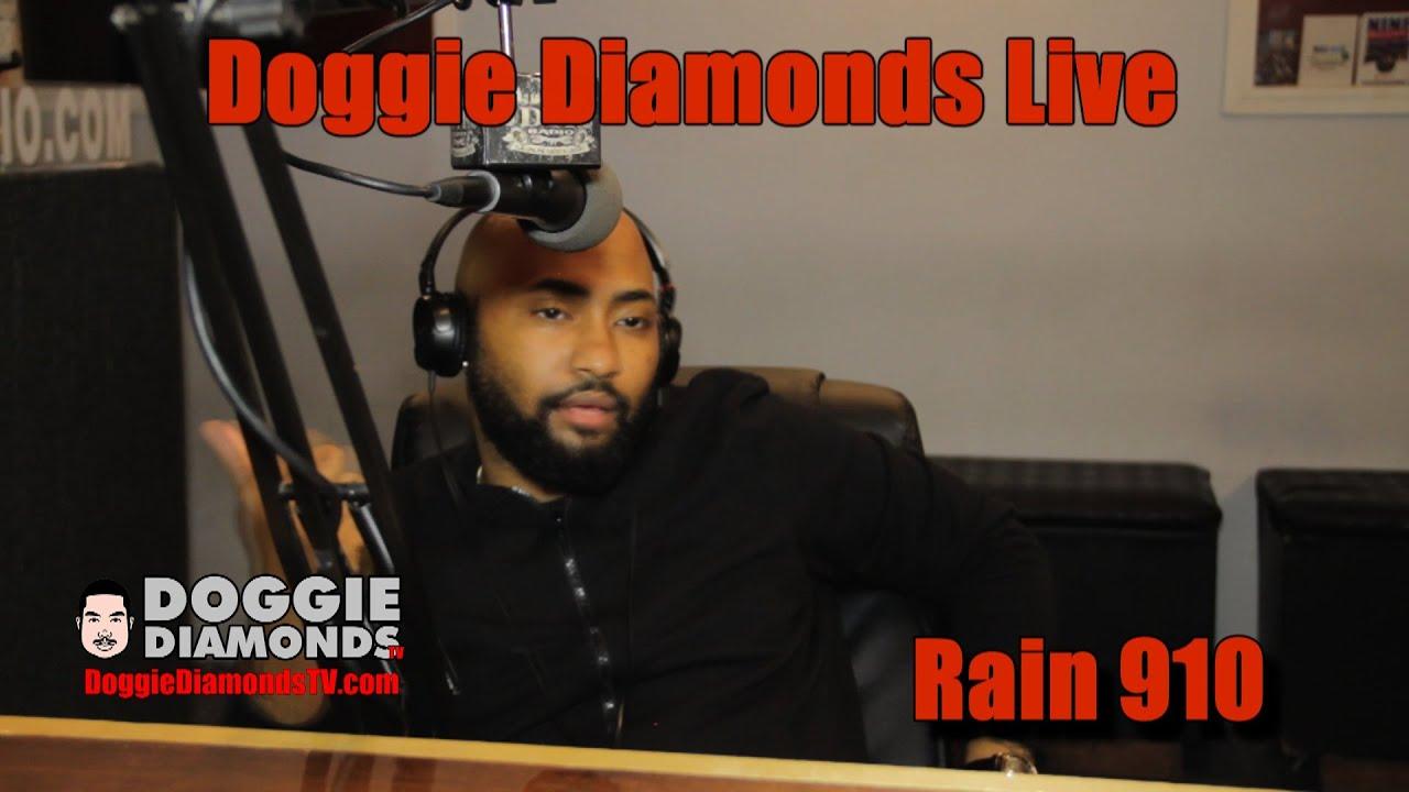 Rain 910 Talks Beef With Murda Mook and T-Rex Hating On K-Shine.