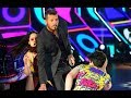 Julián Serrano y Sofi Morandi hicieron bailar cumbia a Tinelli y se quedaron con el puntaje más alto