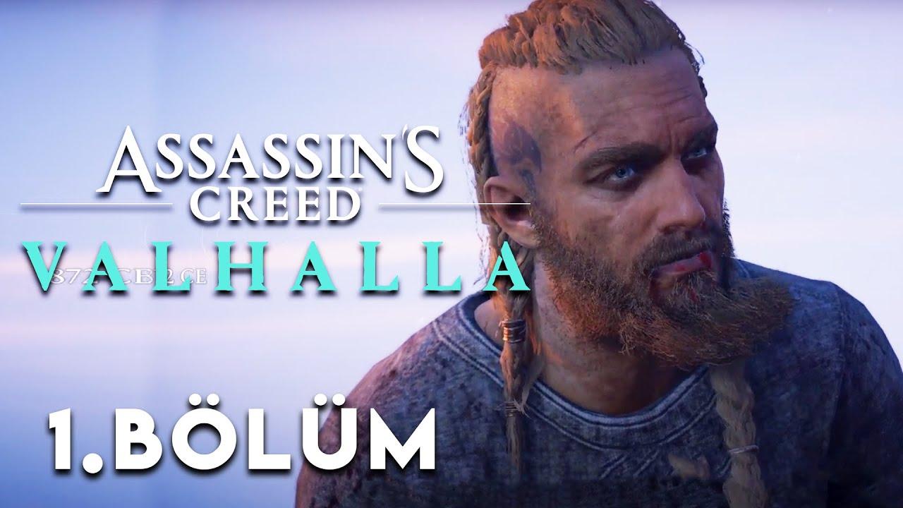 BİR SPARTALI'NIN HİKAYESİ   Assassin's Creed Odyssey 1. Bölüm