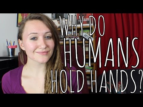 Why's It Wednesday: Why Do We Hold Hands?