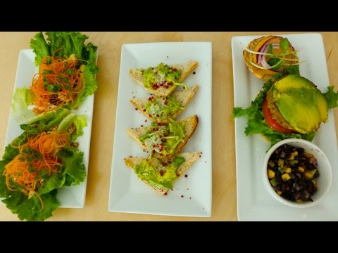 Tasting at Green Bar and Kitchen - YouTube