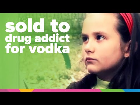 Daughter Sex Trafficked To Drug Addict For Vodka | Ukraine | Orphan's Promise