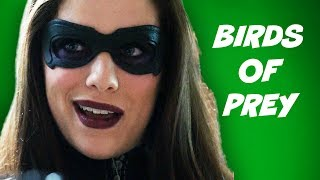 Arrow Season 2 Episode 17 Review - Birds Of Prey