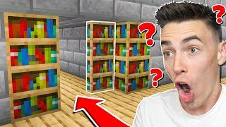 ODKRYŁEM TAJNE PRZEJŚCIE na WOJANOWICACH w Minecraft!