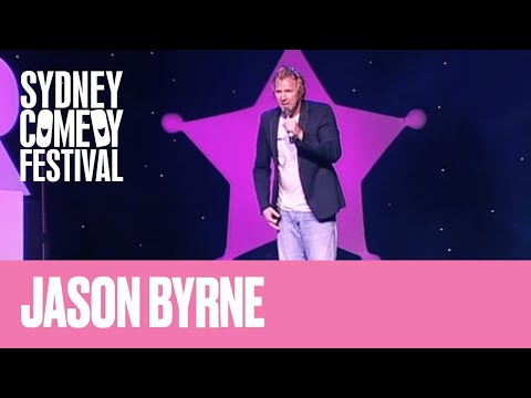 Jason Byrne - Sydney Comedy Festival Gala 2010