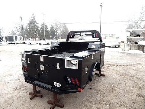 Norstar® SD™ truck bed