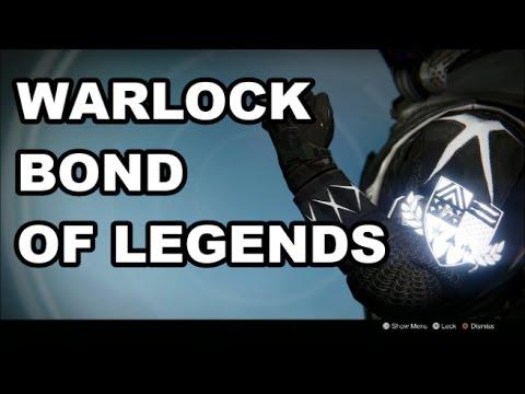 destiny age of triumph quest. bond of legends! warlock - youtube