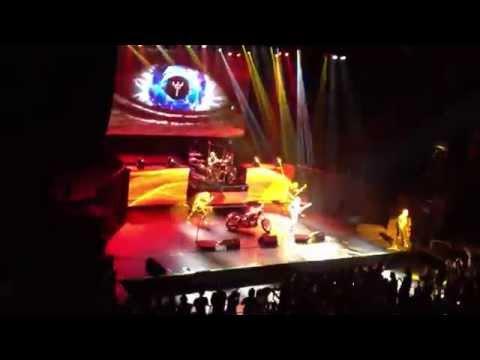 2015/03/07 Judas Priest Osaka Electric Eye