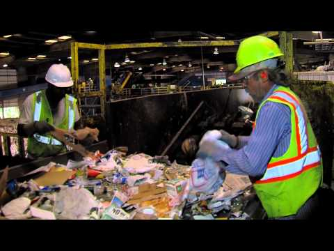Garland Residents Cooperation Improves Recent Recycle Audit