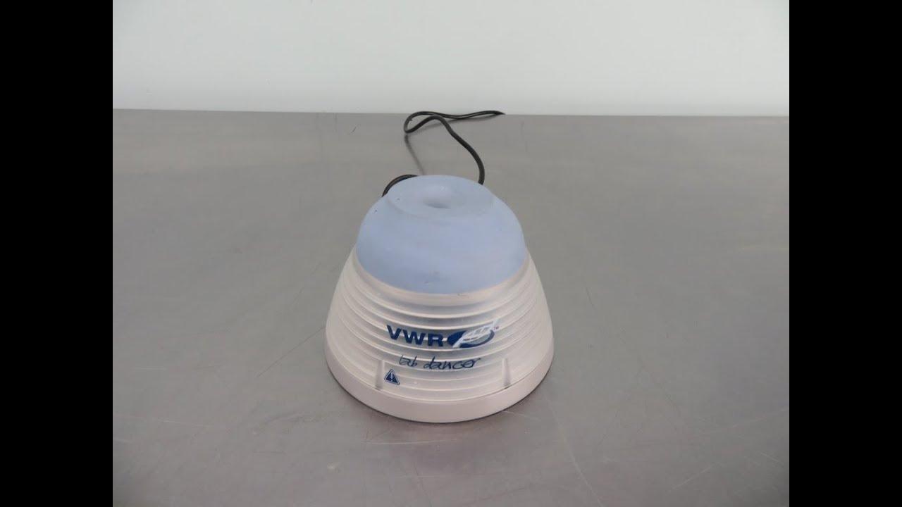 VWR Lab Dancer S40 Mini Vortexer