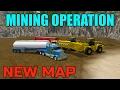 MINING | NEW MAP | BIG EQUIPMENT | FARMING SIMULATOR 2017